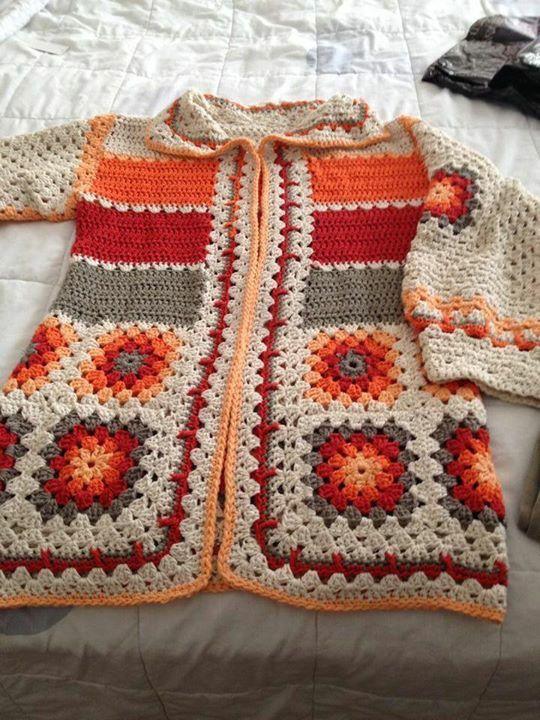 Linda chaqueta de niña