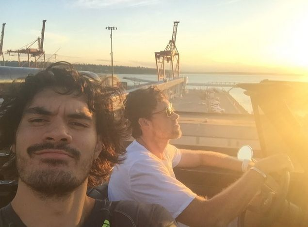 OKC Thunder: Steven Adams continues busy summer with Nick Collison bro-trip | News OK