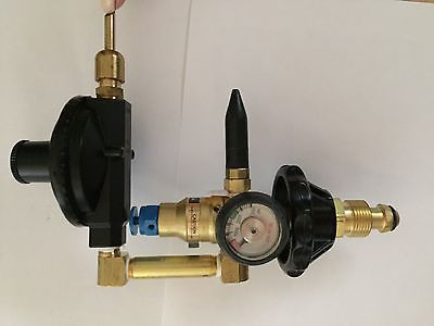 Balloons 26384: New Helium Tank Regulator Filler Valve For Foil And Latex Balloons With Gauge -> BUY IT NOW ONLY: $65 on eBay!