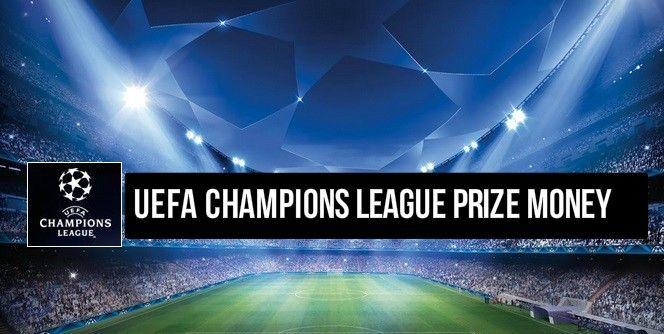 Pendapatan Klub dari UEFA Champions League 2016