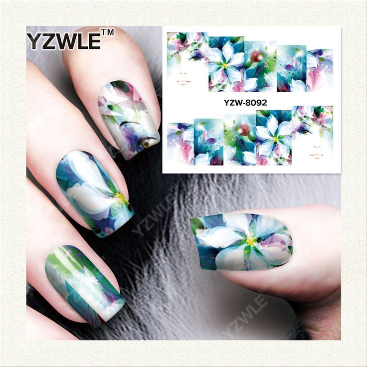 225 best decal nailart 3 images on pinterest html instagram and cheap sticker border buy quality stickers for your wall directly from china sticker layouts suppliers yzwle 1 sheet diy designer water transfer nails art prinsesfo Gallery