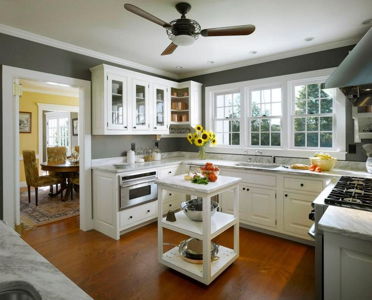Brian Grant Brady kitchen