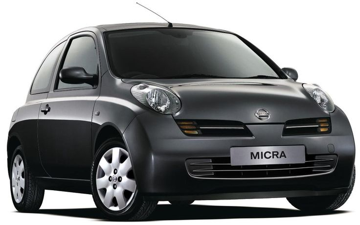 Nissan Micra Большой тест драйв б у Big Test Drive Ниссан Микра