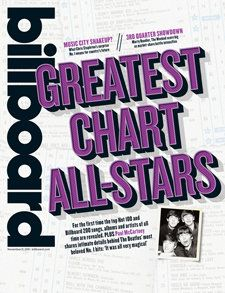 Greatest Billboard 200 Albums & Artists of All Time: Adele's '21' & The Beatles Are Tops