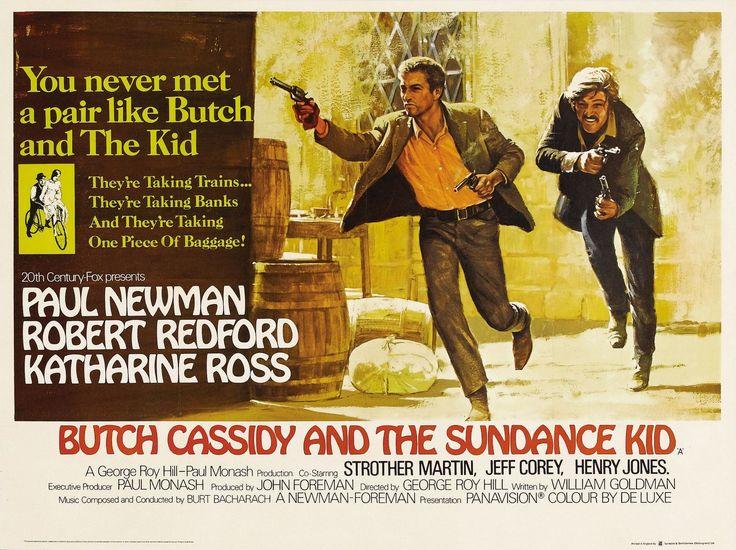 Butch Cassidy & the Sundance Kid.  1969.