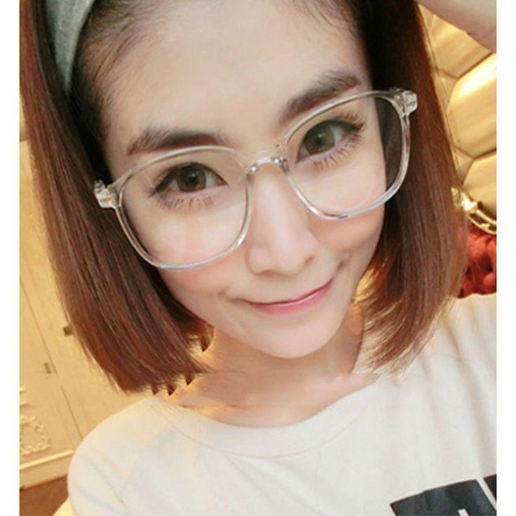 2016 Vintage Retro Round Glasses Frame For Women Men Nerd Eyeglasses Frames Men Clear Fake Glasses Eyewear Oculos Optical Frame