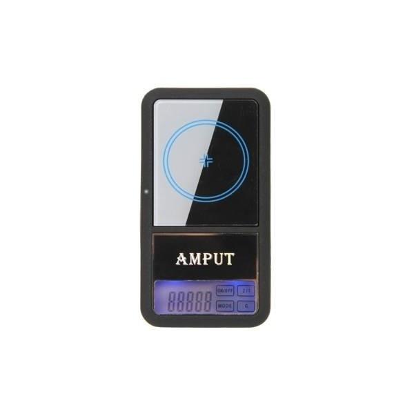 2 inch Touch Screen Pocket Weegschaal, Capaciteit / Precisie: 500g/0.1g Deze 2 inch touch screen weegschaal zeer geschikt voor voeding, hobby's, lab, juwelen,edele metalen, buskruit en ga zo maar door.