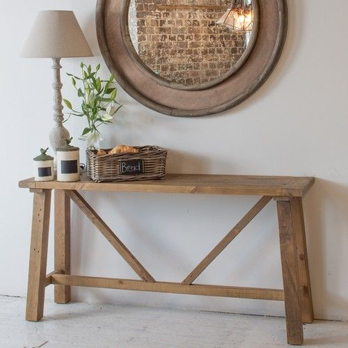 Vintage Console Table (1467W x 400D x 750H mm) RRP $349