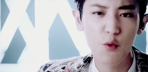 """""""Rewind"""" #thats exactly what I did with his rap part for seven minutes #Chanyeol"""