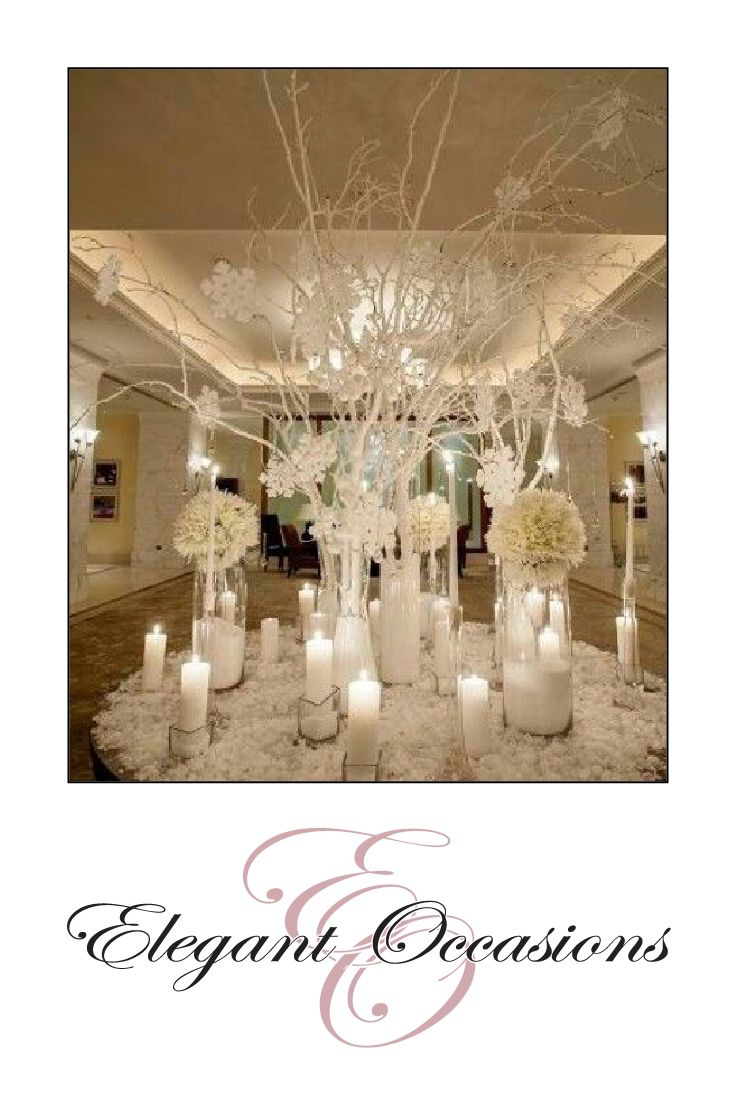 Winter Wonderland Oversized arrangements with giant blooms and choosing one colour introduces grandeur. Consider a winter wedding glowing in pure white. Our event organiser can help you make a big impact with a backdrop for beautiful for photos . Elegantoccasions.com.au promises more than great food and really great service staff. Our Event Stylist is experienced in planning every part of a successful event, from decor, designs, florals, cakes and more. #wedding #weddingdesigner