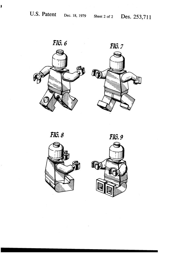 Patent USD253711 - Toy figure - Google Patents