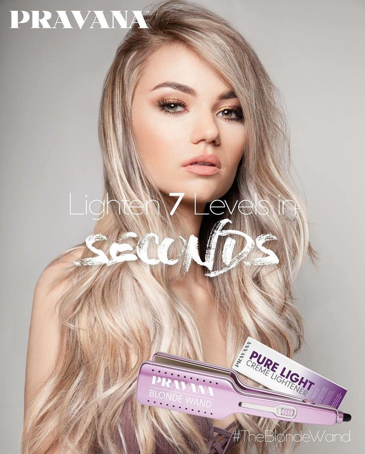 Come try it for yourself!  来试试吧  #TheBlondeWand #7levels #TheresOnlyOne #PRAVANA