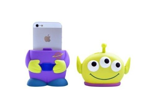 Purple 3D Cartoon 3 Eyes iPhone 5 Case Movable Eye Back Cover - Promotion