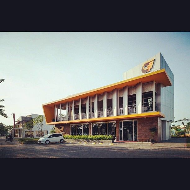 Bakmi GM Citra 6 #mwp #architecture #interiors #iphonesia #iphoneography