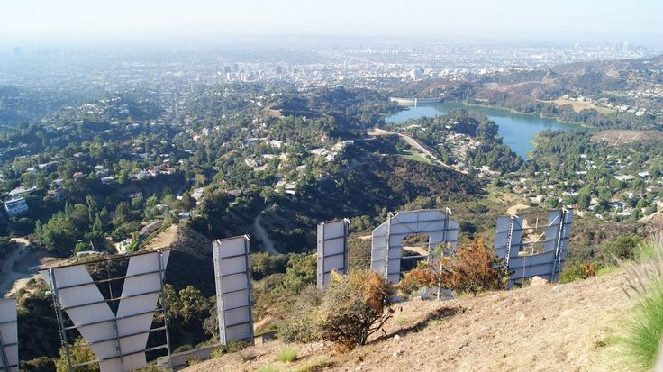 Hollywood Sign Trail http://www.sunsetbld.com/hollywood-sign-trail.php