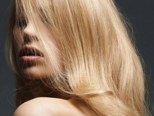 способы обесцветить волосы