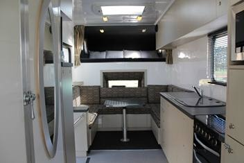 Custombuilt horse coach / motorhome