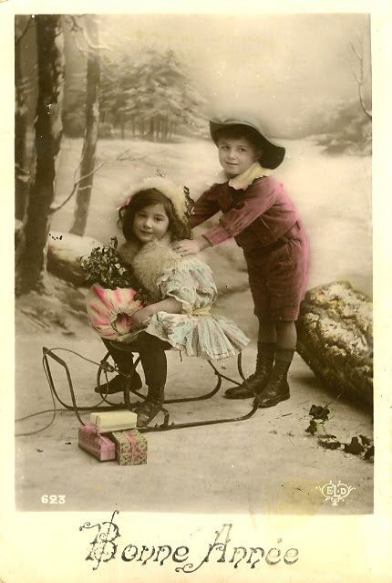 Vintage Rose Album: Świątecznie