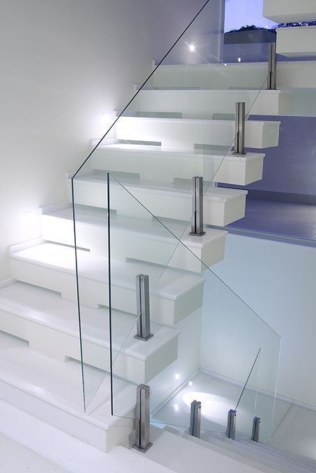 Best Stainless Steel Handrails With Images Glass Railing 400 x 300