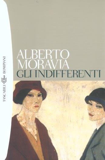 Gli Indifferenti, opera prima di Alberto Moravia