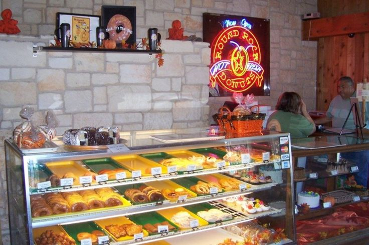 Lone Star Bakery / Round Rock Donuts Restaurants in Austin:  Read reviews written by 10Best experts and explore user ratings. Regionally famous, this bakery/doughnut shop's bright yellow doughnuts are known to produce sighs of bliss from adoring fans. Through changes in ownership and other travails, the doughnuts have endured, drawing crowds from open to close every day. For those people who don't care for doughnuts (impossible to imagine!), there are other options, includin...