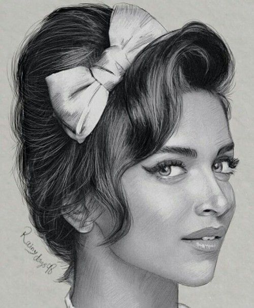 Deepika Padukone Drawing | Deepika Padukone | Pinterest | Drawings And Deepika Padukone