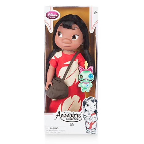 New Disney Animators' Collection Lilo doll from Disney Store