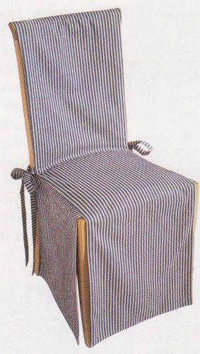 Накидки для стульев своими руками фото