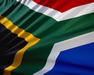 #25Reasons why you love South Africa: what other flag has six colours! Well?