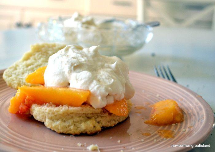 25+ best Peach shortcake ideas on Pinterest | Food tasting ...