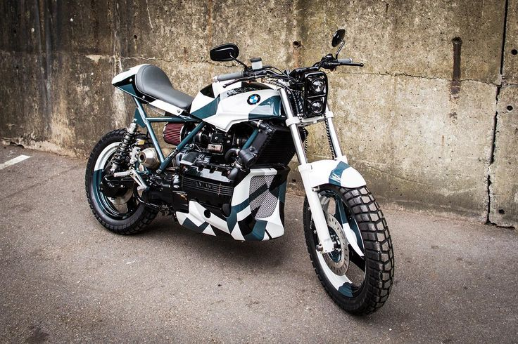 BMW K-Bike Scrambler
