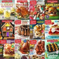 Taste of Home Magazine – 2017 Full Year Issues Collection: PDF, Magazines, cookingebooks.info