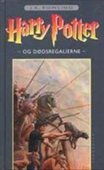 Harry Potter og dødsregalierne af J. K. Rowling (Bog, indbundet) - Køb bogen hos SAXO.com