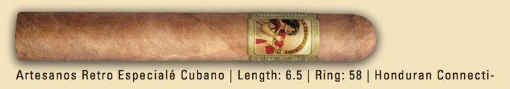 Shop Now La Gloria Cubana Retro Especiale Cubano Cigars - Natural Box of 25   Cuenca Cigars  Sales Price:  $126.99