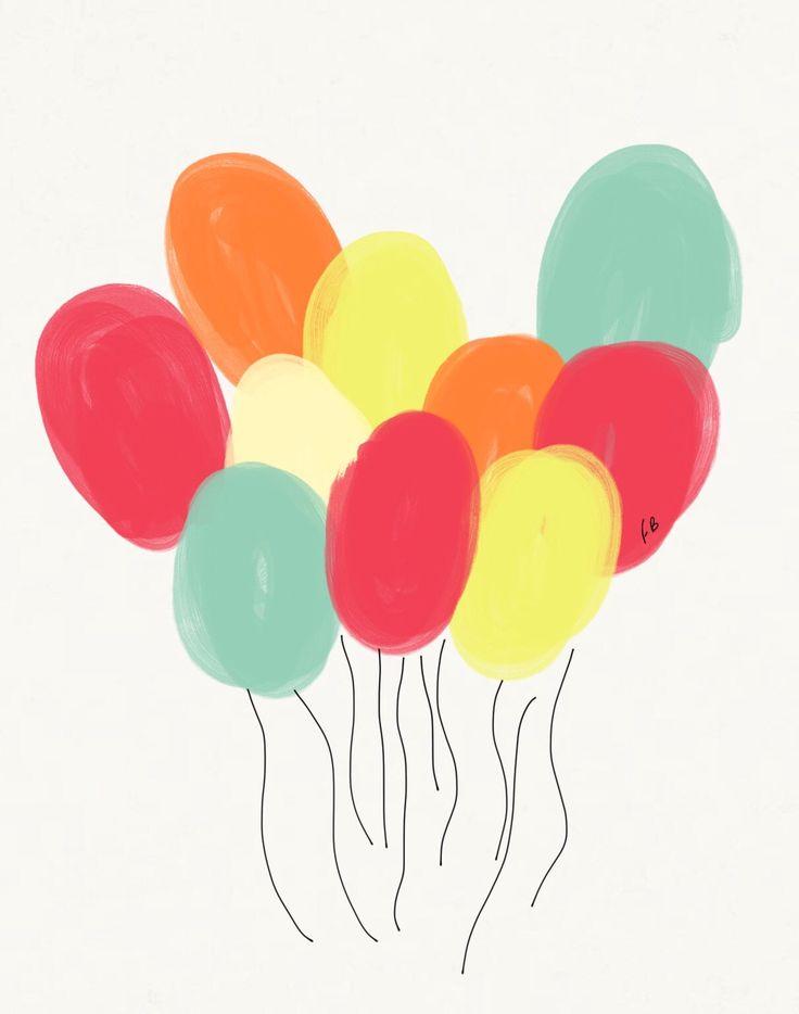 Ballon illustration