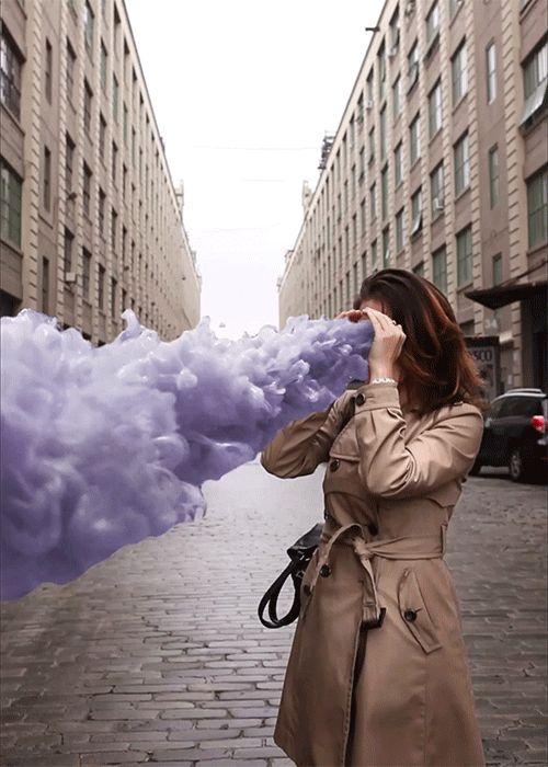 Les portraits en GIF animés de Romain Laurent Photo