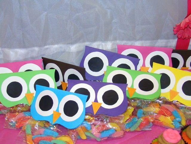 Owl Party Food Ideas   Fiesta Time: Cutest Owl Party {Fiesta de Buhos}