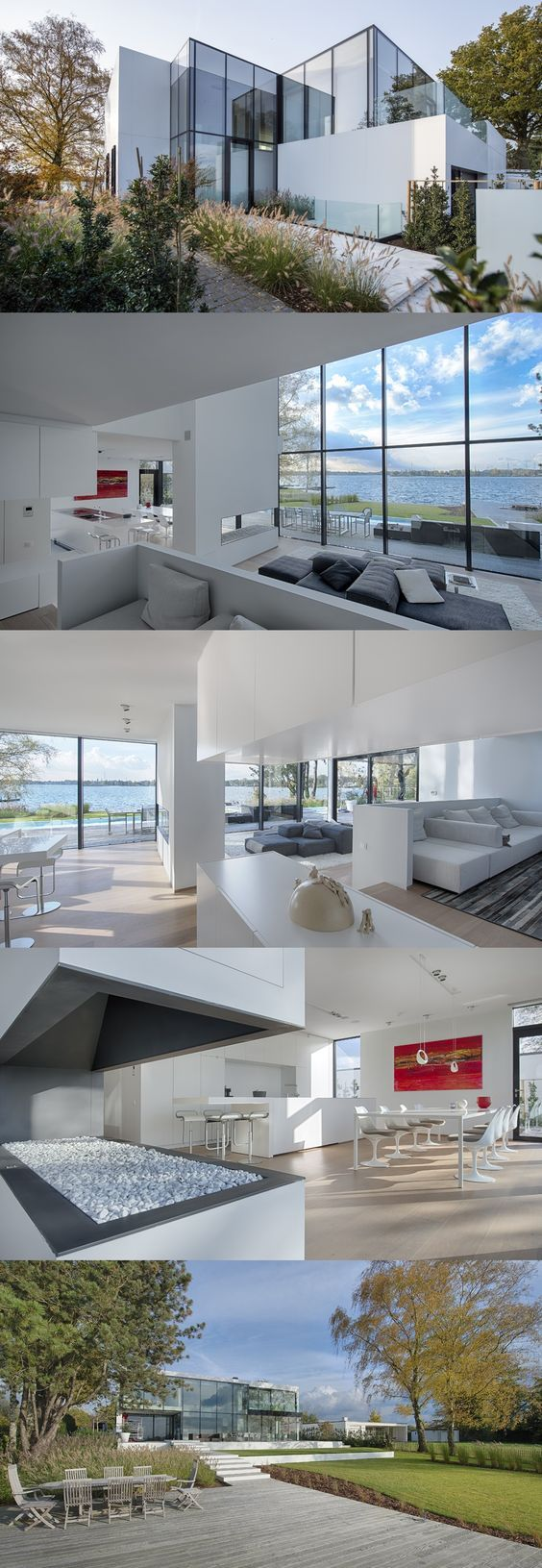 House at a Lake — BBSC Architects: