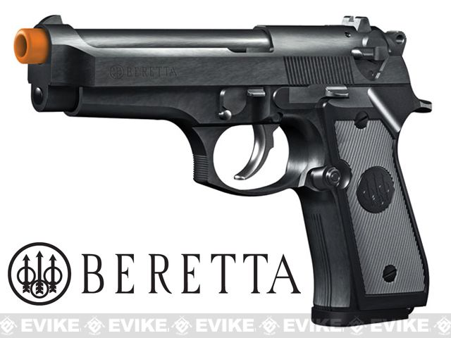 Cld reduce the expense of beginner practice...............Beretta 92 FS Airsoft Electric Pistol by Umarex