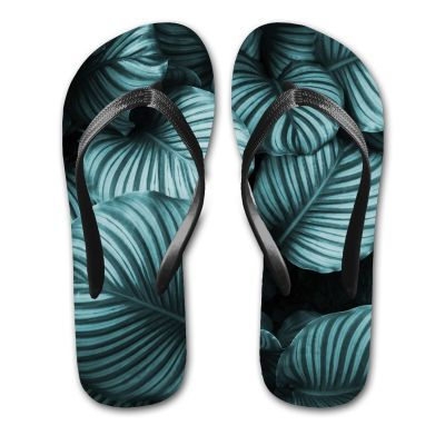 Leaf me alone 02 Flip Flops by Alexandra Wolf (FroileinJuno) from €17.00 | miPic