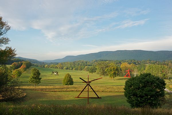 "Storm King Art Center in Hudson Valley. 10 Fresh Getaways For The ""Outdoorsy"" New Yorker #Refinery29"