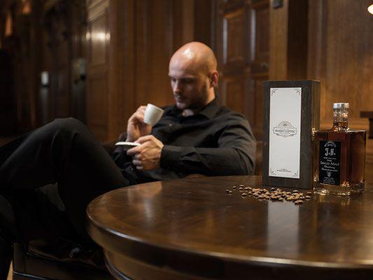 1. Whiskykaffee Österreichs