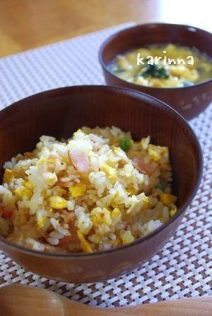 茅乃舎だし炒飯 by ゆかさん   レシピブログ - 料理ブログのレシピ満載!
