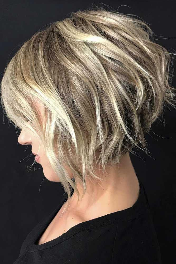 68 Bob Hairstyles For 2019 In 2020 With Images Messy Bob