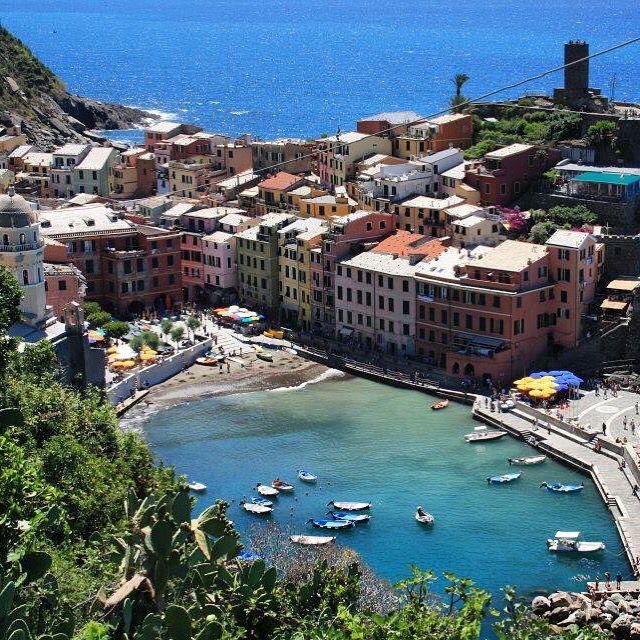 Vernazza, Cinque Terre, Italy: