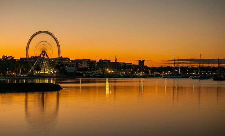 Geelong at Sunset by *DanielleMiner