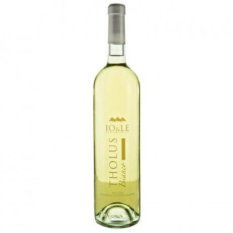 #NettareDegliDei #Joele presenta il Tholus Bianco IGP Puglia! Ciascuna bottiglia a Soli 4,50 € Iva Inclusa. Acquistalo al #Link: www.jo-le.eu/prodotti/tholus-bianco-igp-puglia