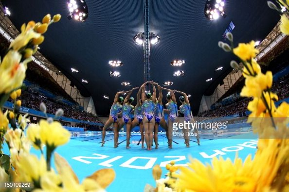 News Photo : Great Britain competes in the Women's Teams...