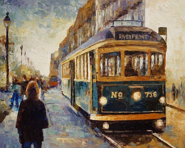 Oil Paintings by Stephen Kasun