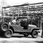 1959 Jeep CJ-6 - Photo of 1959 Jeep CJ-6 © Chrysler Group LLC